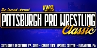 2nd Annual Pittsburgh Pro Wrestling Classic Logo