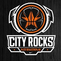 City Rocks International Girls Basketball  Poland/Lithuania/USA Logo