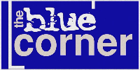 Blue Corner MMA (replay) Logo