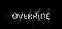 OVERRIDE FITNESS  Zone Zero Logo