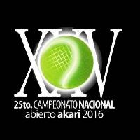 Full Match Dobles Final Nacional Pro 2016 Chih Patiño Ruiz vs Astorga Logo