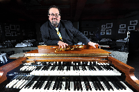 Masterclass Weekend with Joey DeFrancesco Logo