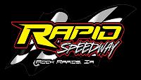 Rapid Speedway Live 8-5-16 Logo