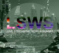 Livestreaming World Summit Logo