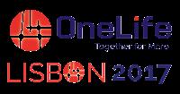 Onelife Event Lisbon 2017 teste Logo