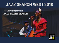 Jazz Search - Semi Finals at Freight & Salvage. Wednesday April 18,7PM Logo