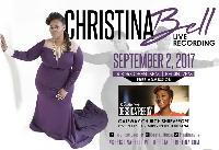 Christina Bell Live Recording Logo