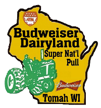 Tomah, WI 2017: Saturday Noon Logo