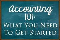 Accounting Training 101 Logo