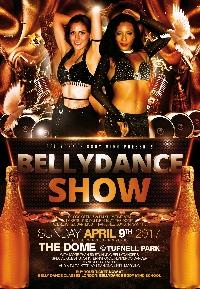 LIVESTREAM Bellydance Show on Sunday Logo