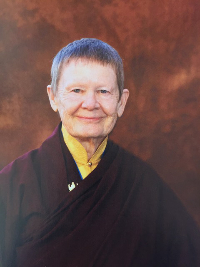 Pema Chodron: The Heart of Compassion and Wisdom Logo