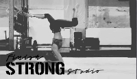Finish Strong Studio Live Yoga Logo