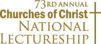 2017 Churches of Christ National Lectureship - Live Stream (All Week) Logo