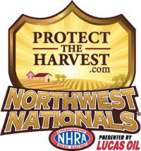NHRA Northwest Nationals, Seattle, WA - Friday - AUDIO Only Logo