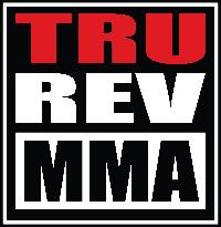 TRU REV MMA Vol. 34 Logo