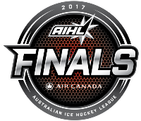 2017 AIHL Finals presented by Air Canada Logo