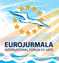 EUROJURMALA 2016 5th International Forum of Arts Logo