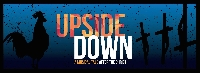 Rebroadcast of Upside Down the Musical Pay Per View Logo