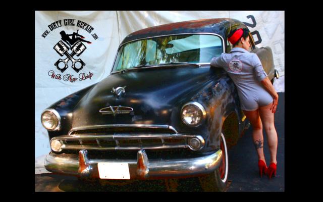 Dirty Girl Repair Ep  3 Carburetor Rebuild 1953 Dodge Coronet - Cleeng