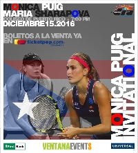 Monica Puig Invitational Logo