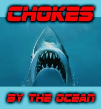 Submission Series PRO: Chokes By The Ocean Logo