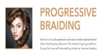 Progressive Braiding Logo