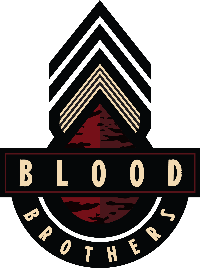 Blood Brothers - South Africa - 2016 Logo