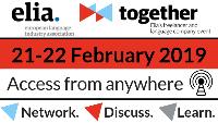 Elia Together 2019 Logo