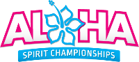 ALOHA International Spirit Championships - Oahu Hawaii Logo