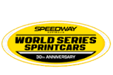 World Series Sprintcars @ Brisbane Logo