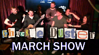 Chuckle Duster - March Show Logo