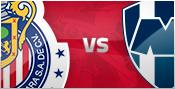 Chivas vs Monterrey Logo
