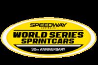 World Series Sprintcars @ Brisbane Logo