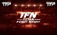 Titan Fight Night, TFN 8 Logo