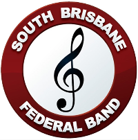 South Brisbane Federal Band Composition Compeition Gala Concert Logo