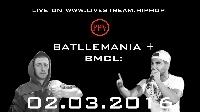 BATTLEMANIA  + BMCL GUGO vs YARAMBO Logo