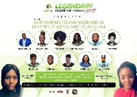 Legendary Leadership Lessons Lagos Logo