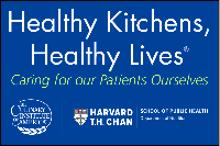 Healthy Kitchens, Healthy Lives 2018 Webcast Logo