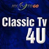 Classic Tv 4U Logo