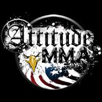 Attitude MMA Fights XX Logo