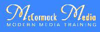 McCormack Media Services Logo