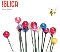 L. Šarić: Iglica - kazalište Mala scena Logo