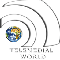 10 year anniversary of Tele-medial! Logo