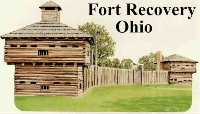 Fort Recovery, OH 2017: Saturday Logo