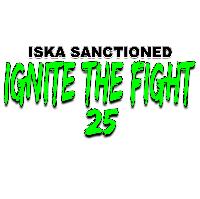 IGNITE THE FIGHT 25 Logo