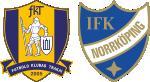 FK TRAKAI - IFK Norrköping TIESIOGINE TRANSLIACIJA Logo