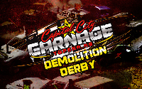Capital City Carnage - Saturday, April 30 - evening session Logo