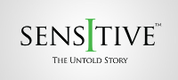 'Sensitive - The Untold Story' World Premiere Logo
