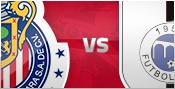 Chivas vs Querétaro Logo