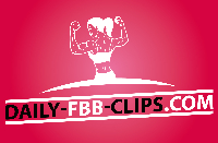 Live events with 5 Female muscle. Logo